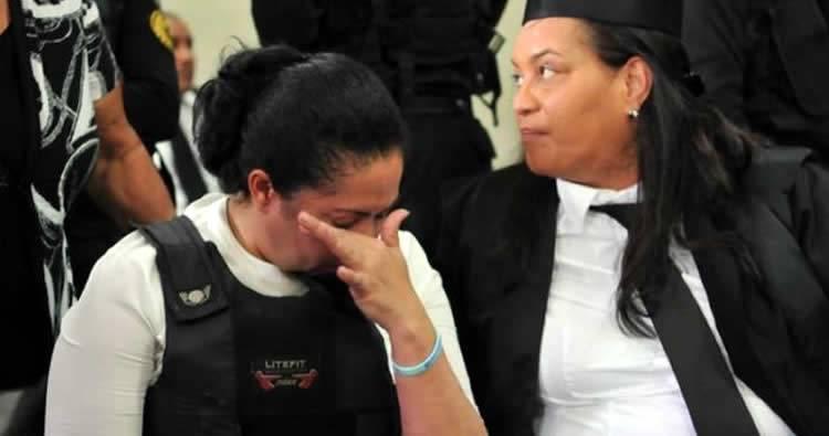 Marlin Martínez dice que no cometió ninguno de los hechos que se le imputan