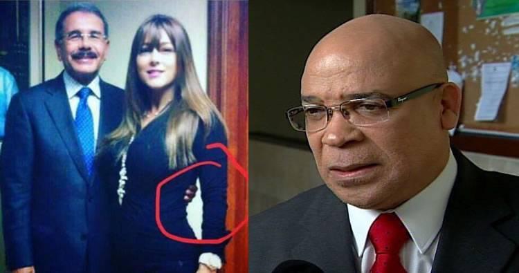 Maybeth Rodríguez, hermana del procurador demanda a Marino Zapete