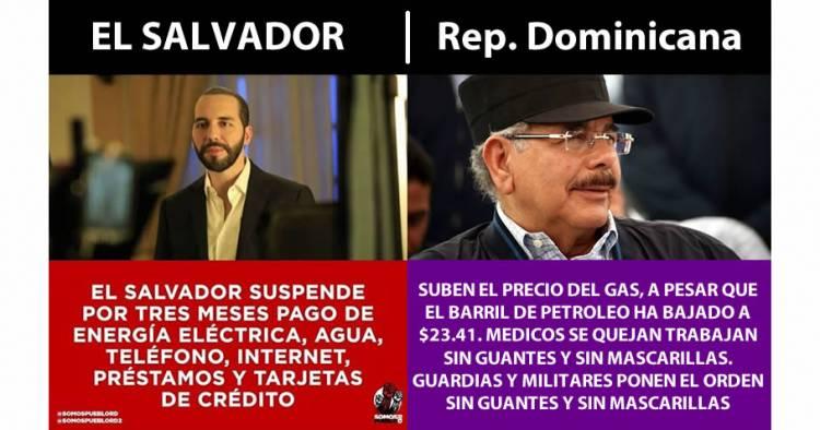 El Salvador suspende por tres meses pago de energía eléctrica, agua, teléfono, internet, préstamos y tarjetas de crédito