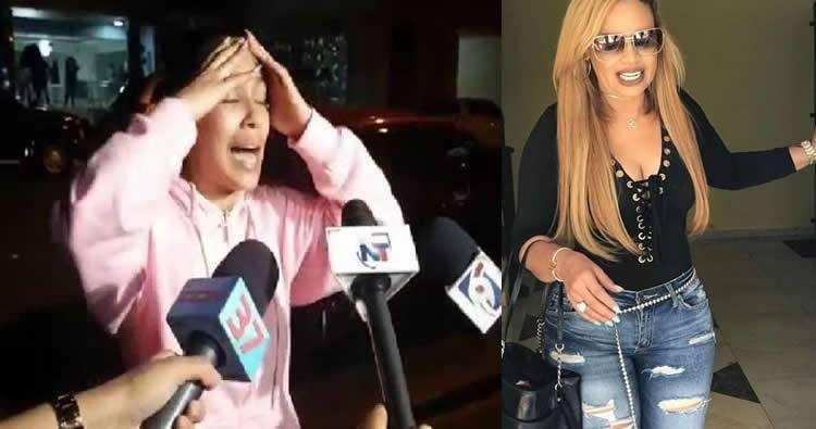 Modelo Yatnna Rivera denuncia su madre murió por negligencia durante cirugía
