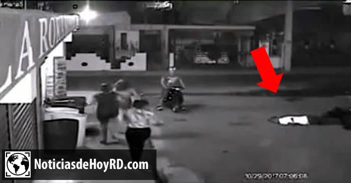 Video: Momento en el que matan a Omega Parrillada