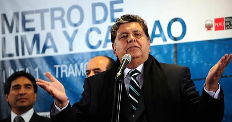 El expresidente de Perú Alan García muere tras dispararse | caso Odebrecht