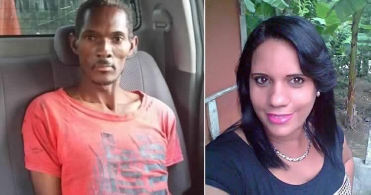 Policía apresa hombre que ultimó una mujer a machetazos en Haina