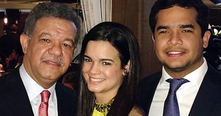 Hija de Leonel Fernández se queja que le envían muchos mensajes desagradables por Instagram