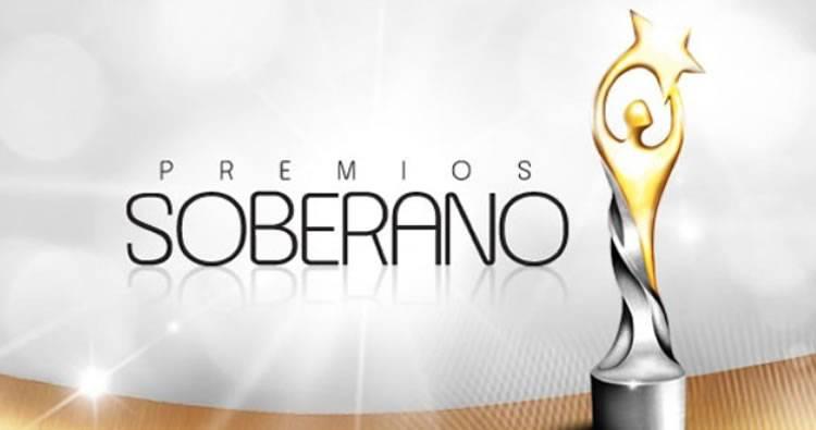 Premios Soberanos no se realizarán este año debido al Coronavirus