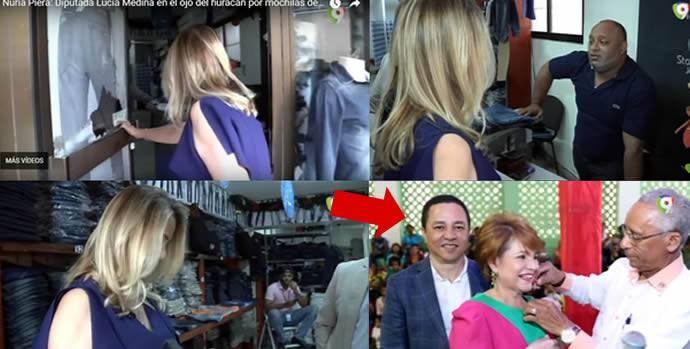 Reportaje de Nuria Piera sobre las mochilas de Lucia Medina #MochilaGate