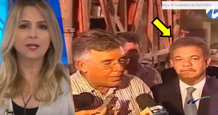 """Nuria Piera: """"La Corrupción  carcome la sociedad dominicana"""""""