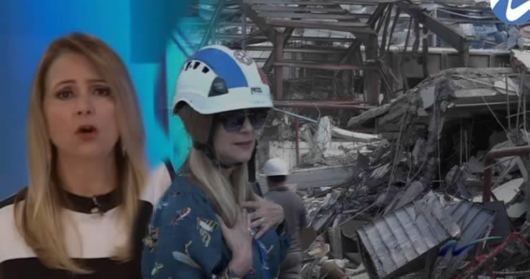Nuria Piera: Reportaje sobre explosión Polyplast