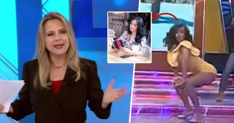 Video: Comentario de Nuria Piera sobre nombramiento Ingrid Jorge