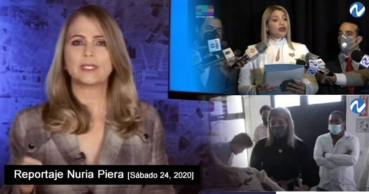 Reportaje Nuria Piera sobre Kimberly Taveras (Sábado 24, 2020)