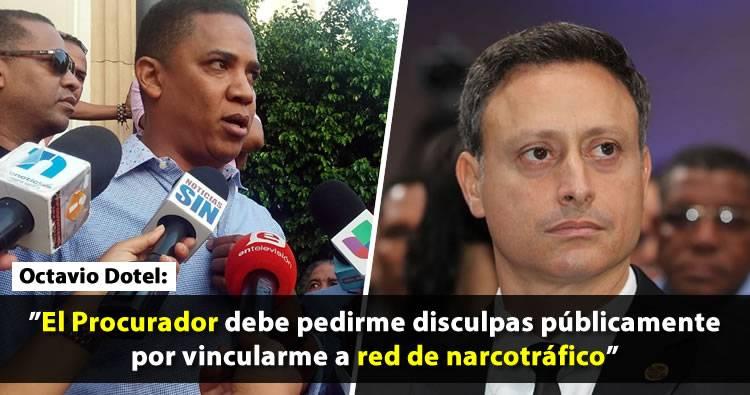 Octavio Dotel espera se disculpen con él por haberlo vinculado a red de narcotráfico