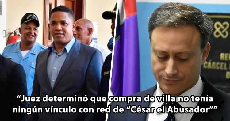 Juez deja libre a Octavio Dotel; no le encuentra vínculo con red de César el Abusador