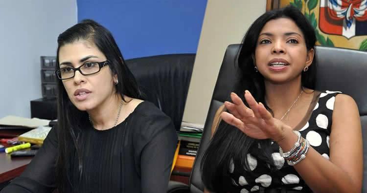 Yeni Berenice Reynoso y Olga Diná Llaverías serán procuradores de cortes