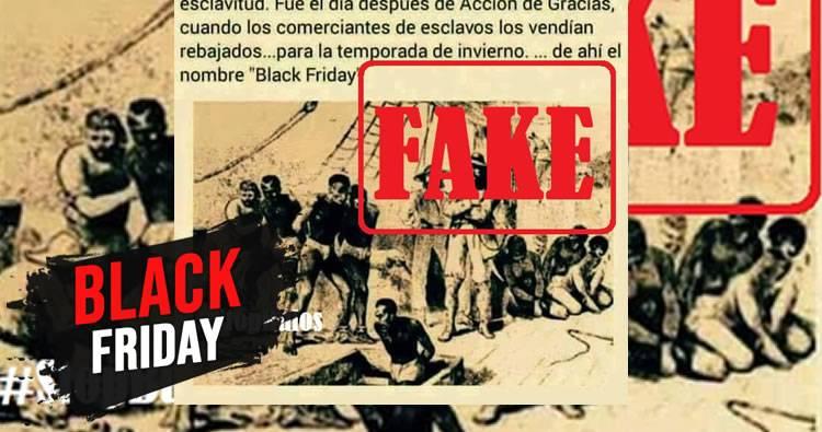 Cuál es el origen del Viernes Negro?