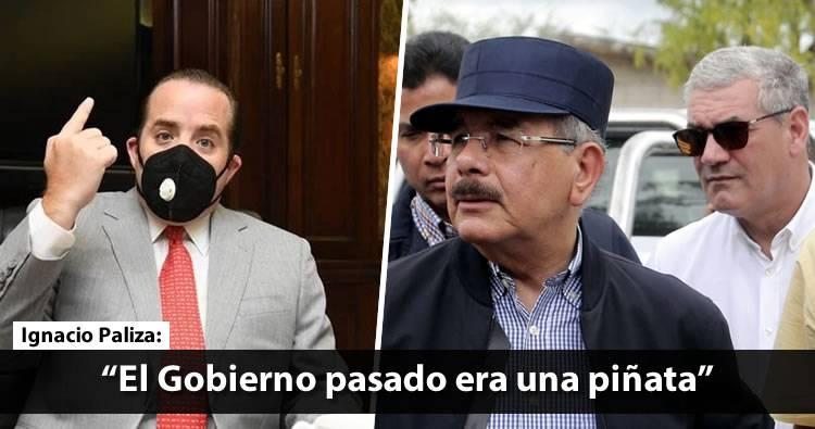 Ignacio Paliza: Gestión de Danilo Medina era «una piñata» [Video]