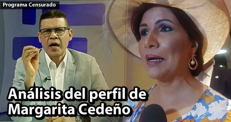 Video: Programa censurado sobre el perfil de Margarita Cedeño de Fernández