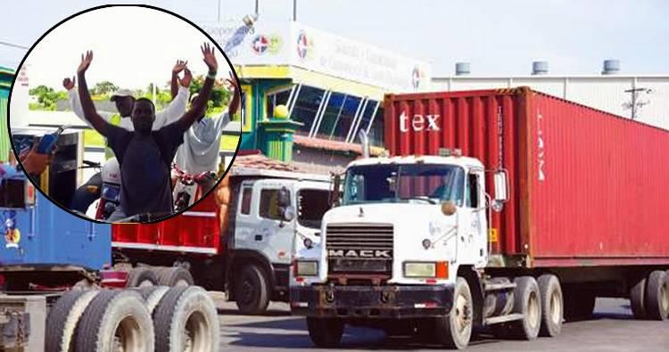 Fenatrado paraliza sus camiones por alzas precios de combustibles