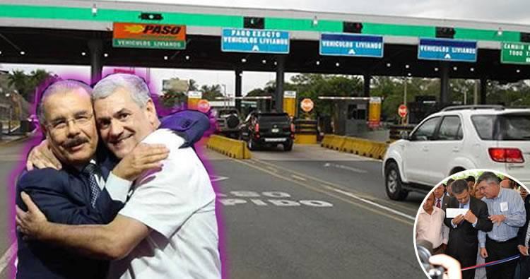 Hoy volverán a subir precio de los peajes de la carretera de Samaná