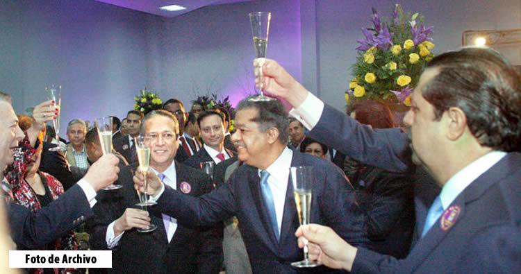 Leonel Fernández dice que en el PLD hay diferencias, NO CRISIS