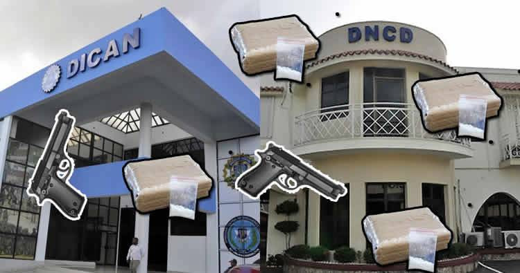 Piden disolver la DNCD y a la DICAN a las que acusan de fabricar delincuentes