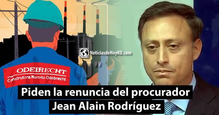PRM demanda renuncia del Procurador por ocultar sobornos Punta Catalina