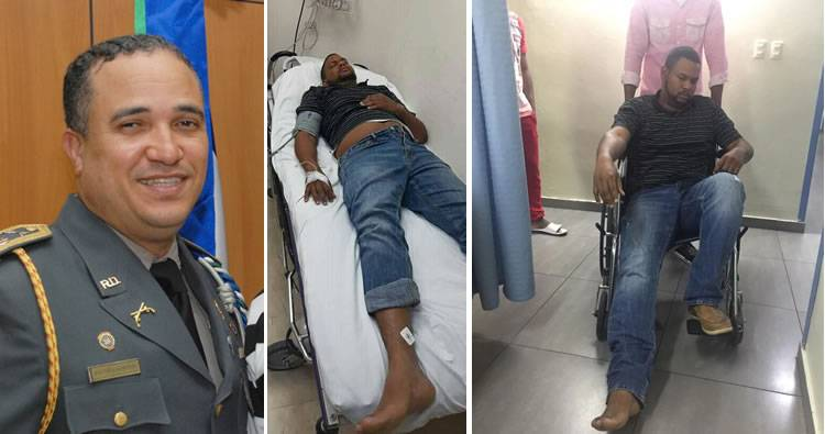 La Policía no aclara cómo técnico de Claro sufrió traumatismo mientras estaba detenido