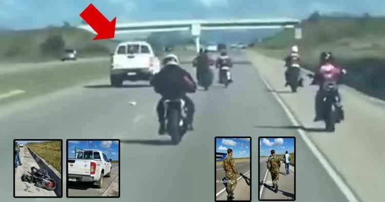 Sancionarán miembros de Ciudad Tranquila 'Ciutran' que chocaron motociclista