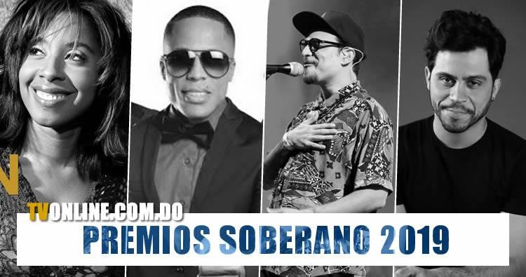 Premios Soberano 2019 confirma más artistas