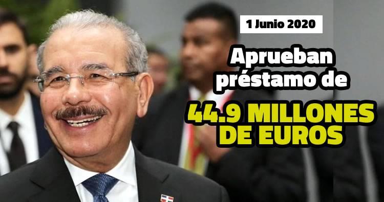 Senado aprueba préstamo de 44.9 millones de euros «para extensión línea uno del Metro»