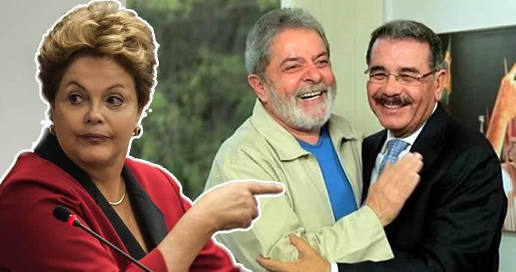 Justicia brasileña procesa a Lula y Rousseff por presuntos sobornos