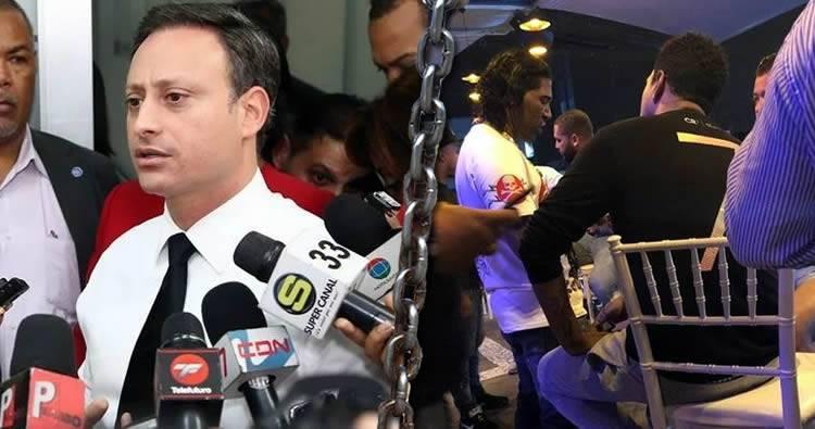 Jean Alain dice que si Omega incumple libertad condicional volverá a prisión