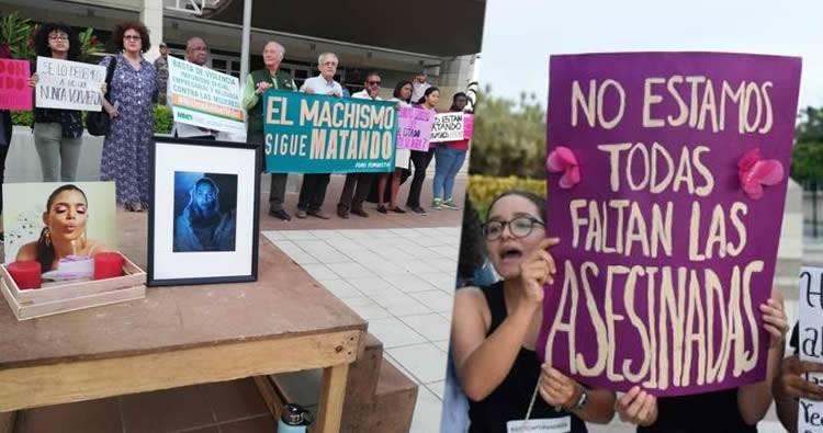 Protestan frente a la Procuraduría por ineptitud ante feminicidios