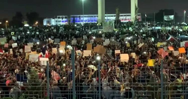 Video: Grupos sociales, personalidades y artistas exigen la renuncia de los miembros de la JCE