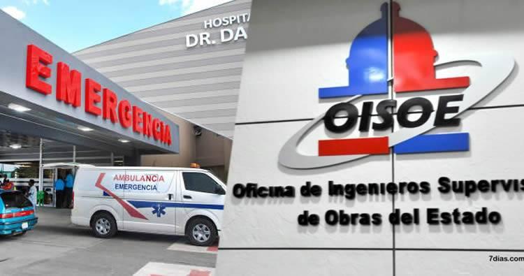 Demolerán y construirán 'desde cero' seis hospitales que no pasaron prueba de OISOE