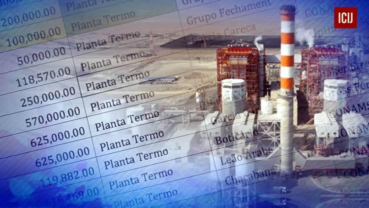 Filtración revela US$ 39.5 millones en pagos asociados a Punta Catalina y el escándalo de Odebrecht
