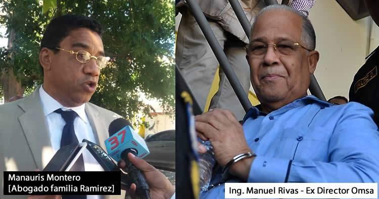 Abogado dice quieren excluir a Manuel Rivas del caso Yuniol Ramírez
