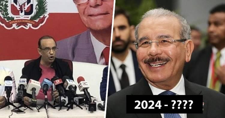 Video: PRSC solicita reforma constitucional para habilitar a Danilo para el 2024