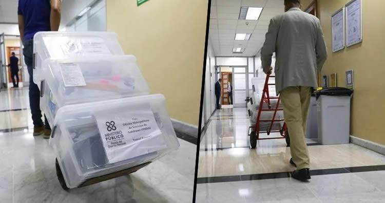 Quitan expedientes a fiscal DN de presuntos actos de corrupción que involucran a Gonzalo Castillo y Berlinesa Franco