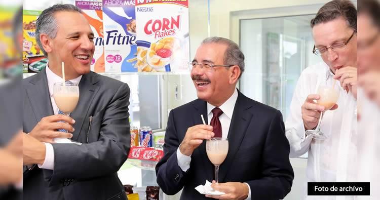 Ramón Peralta dice gobierno invierte impuestos a los combustibles en servicios