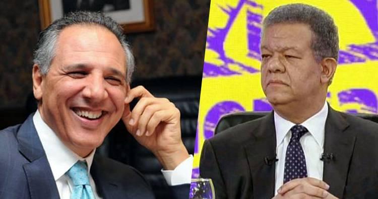 José Ramón Peralta da por hecho renuncia de Leonel Fernández del PLD