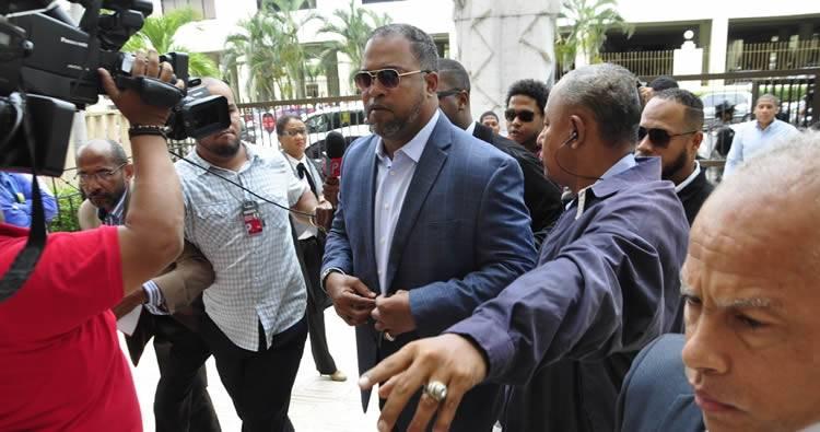 Raúl Mondesí, condenado por corrupción a 8 años de prisión y pago de RD$ 60 millones