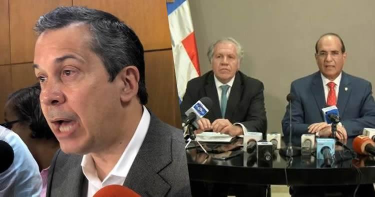Posición del PRM sobre informe OEA