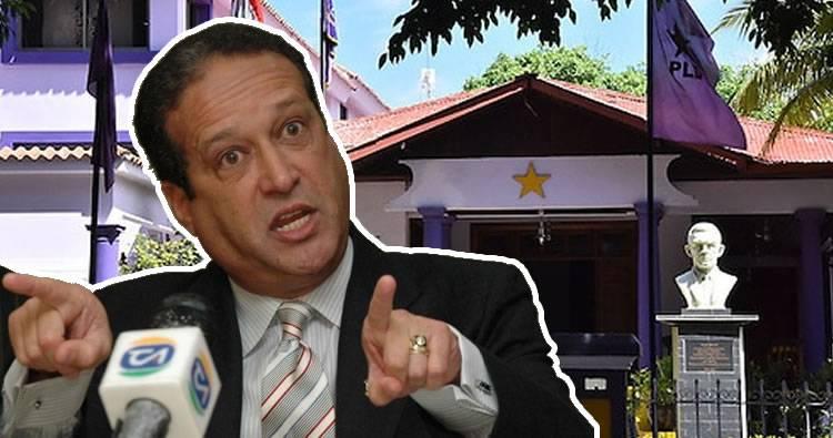 Reinaldo Pared Pérez dice que no permite que jueguen con su dignidad