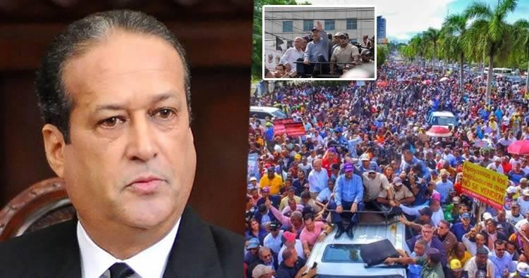 Video: Reinaldo Pared Pérez dice acto Leonel frente al Congreso deja mucho que desear