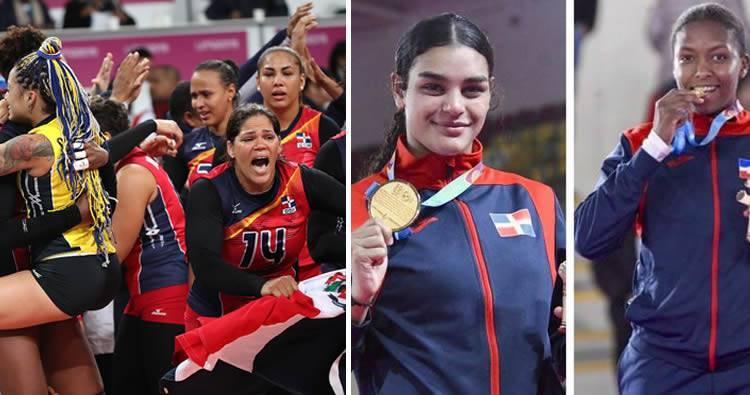 Las Reinas del Caribe cierran los Panamericanos con broche de oro