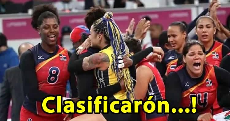 Reinas del Caribe clasifican para los juegos Olímpicos de Tokyo