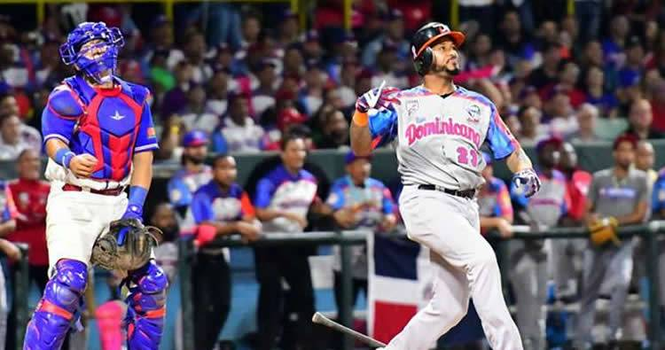 Resultados Puerto Rico vs Dominicana, Serie del Caribe 2020
