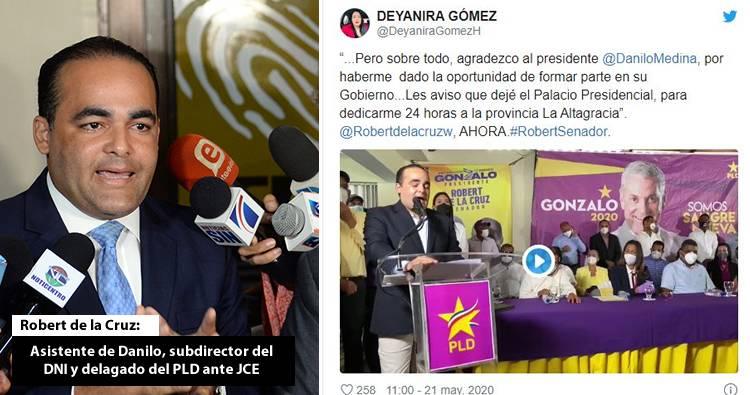 Asistente de Danilo, subdirector del DNI y delegado del PLD ante JCE será candidato a senador PLD en La Altagracia