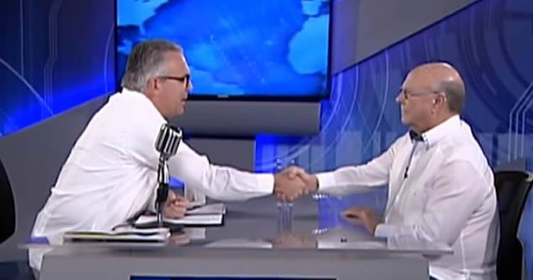 Roberto Cavada entrevista a Hipólito Mejía