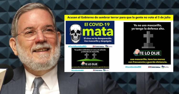 Lo que dice Rodríguez Marchena sobre mensajes con tumbas y calaveras en cuenta de la Presidencia